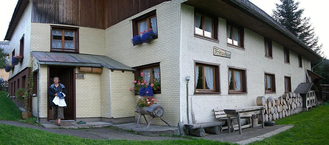 Pension Laubis Altglashütten Hochschwarzwald
